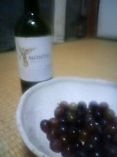 葡萄と葡萄酒