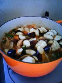夏野菜スープカレー!